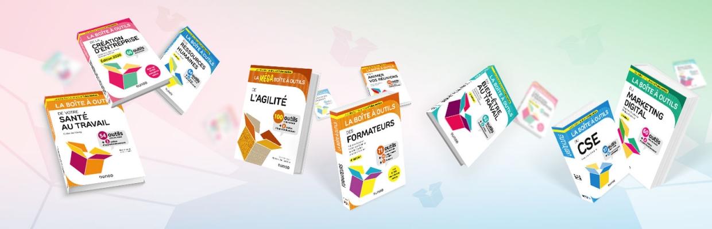 Selection Boîte à Outils - Série Métiers , compétences transversales et développement personnel.