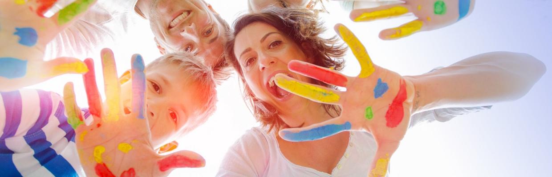 Montessori au cœur de la vie de famille – Odile ANOT