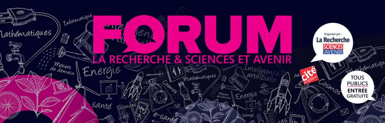 Forum La recherche Sciences et avenir