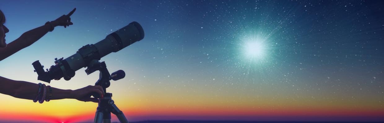 Astronomie : observez le ciel et ses secrets