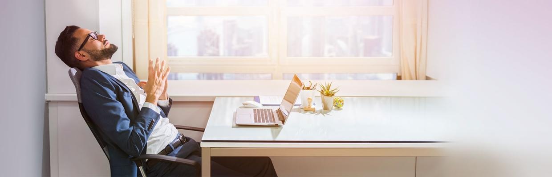 Être zen au bureau et en télétravail avec la boite a outils de la relaxation