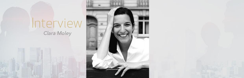 Clara Moley - les femmes challenges et carrieres