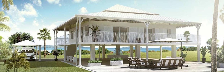 Conception de maisons tropicales Bioclimatiques, sûres, confortables, économiques et respectueuses de l'environnement