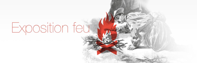 """Exposition """"feu"""" Cité des sciences et de l'industrie"""