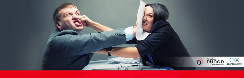 Gérer les conflits au travail - Formation digitale Dunod