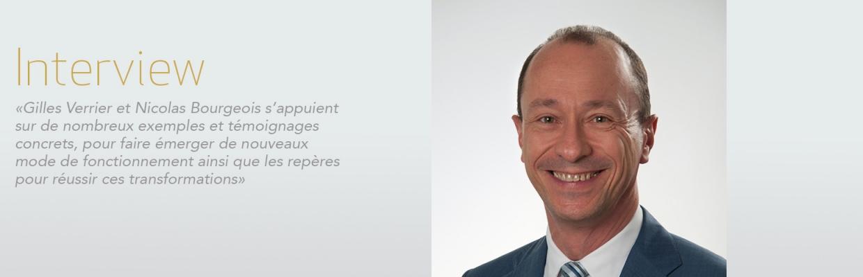 Interview-Gilles Verrier-9782100743018-L'entreprise réinventée