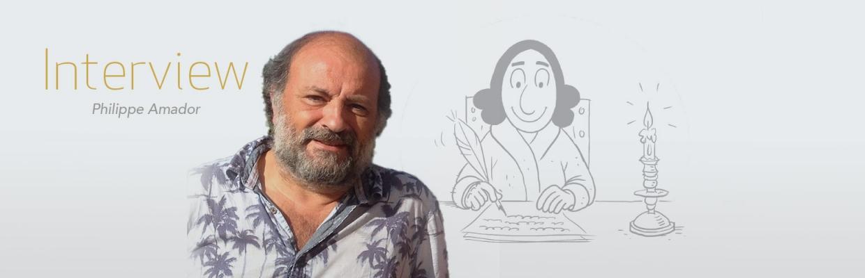 Philippe AMADOR : aborder la pensée de Spinoza avec la BD