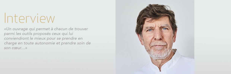 Psychocardiologie : Cerveau-cœur, une relation vitale. Interview de Jean-Pierre Houppe