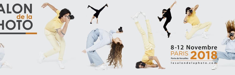 Invitation gratuite au Salon de la photo 2018 de Paris