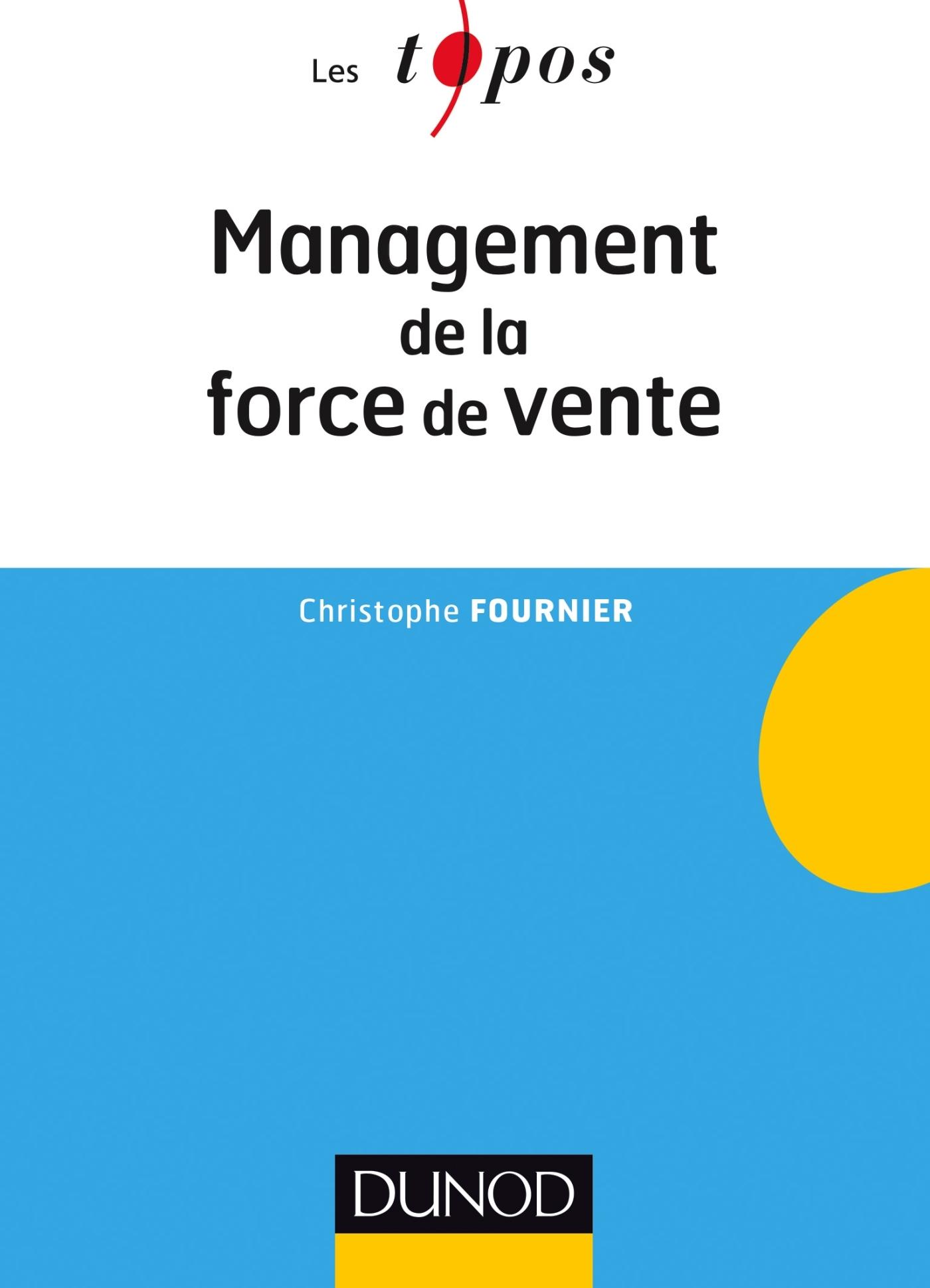 Management De La Force De Vente Livre Commercial Relation Client