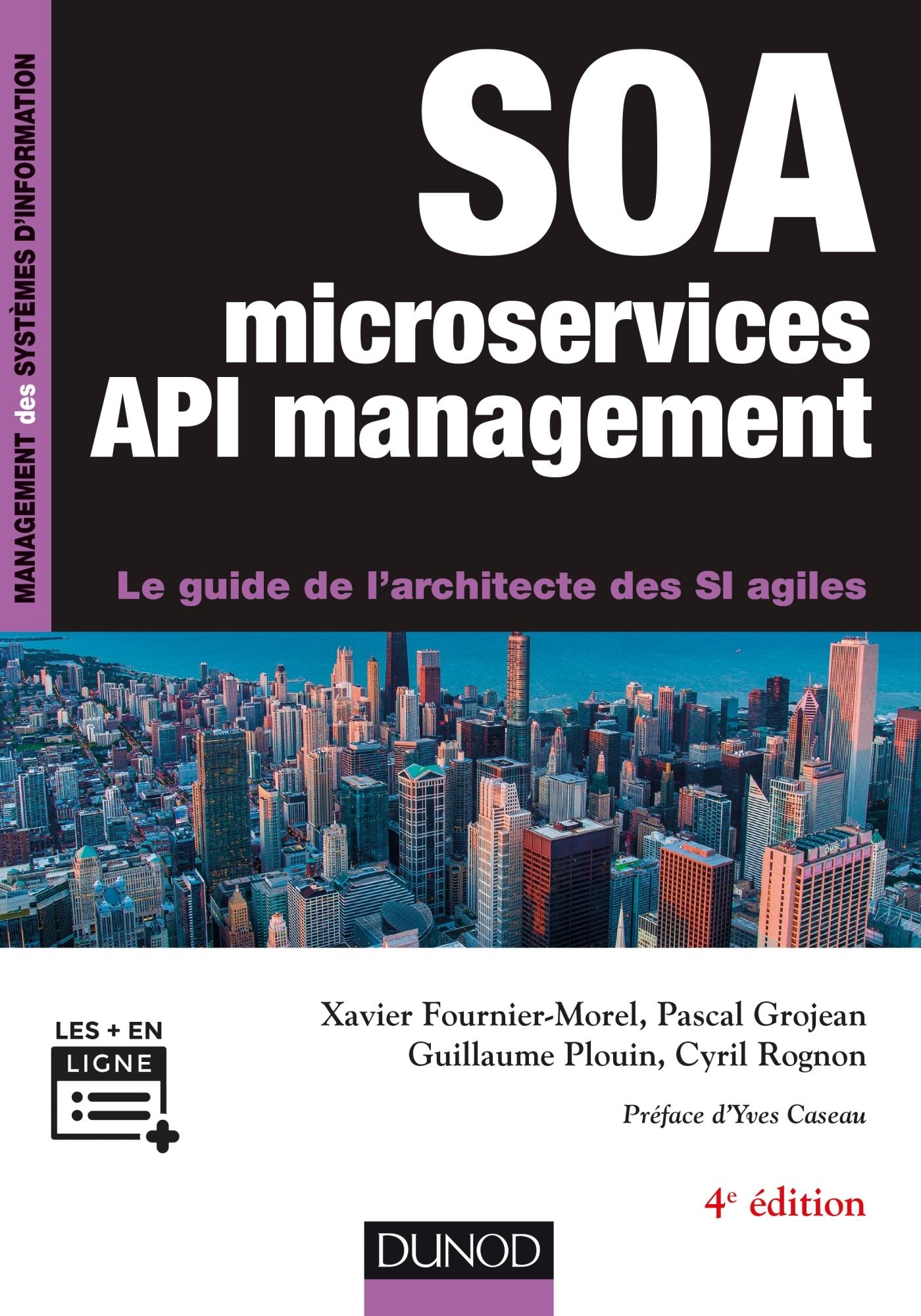 Soa microservices et api management le guide de l 39 architecte des si a - Guide de l architecte minecraft ...