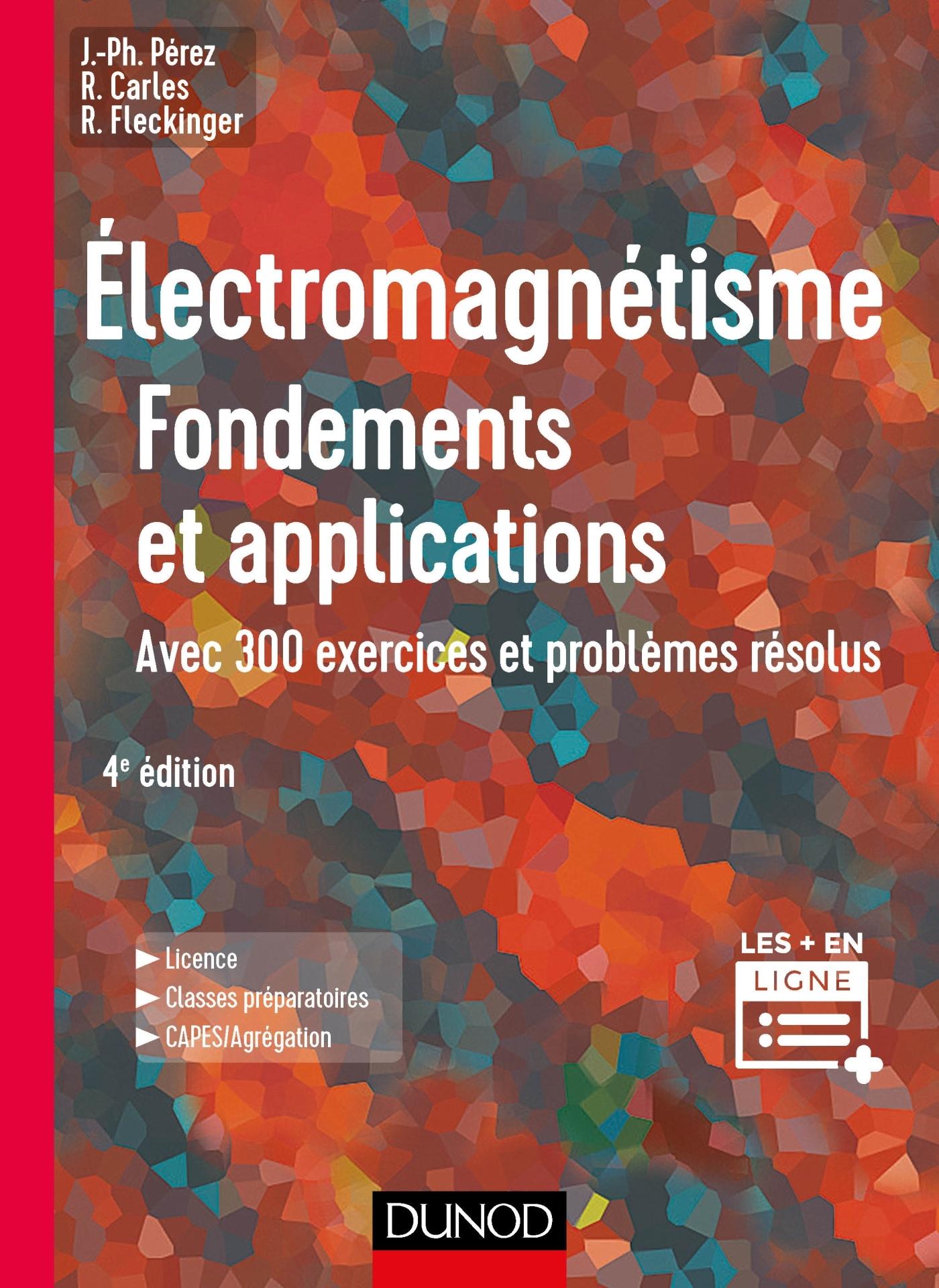 electromagnetisme fondements et applications