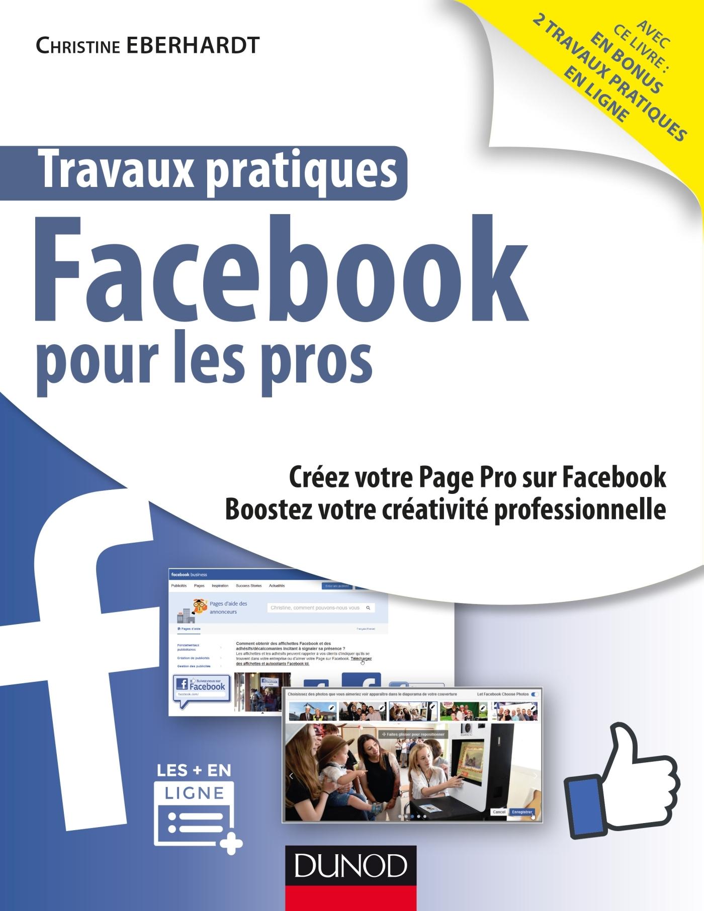 Travaux Pratiques Facebook Pour Les Pros Livre Et Ebook