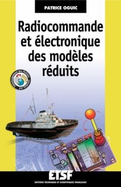 Radiocommande et électronique des modèles réduits