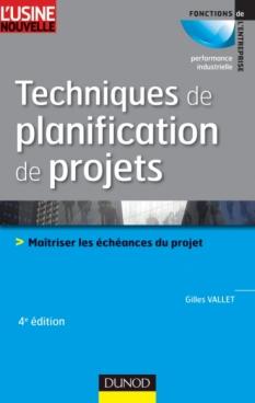 Techniques de planification de projets - 4ème édition