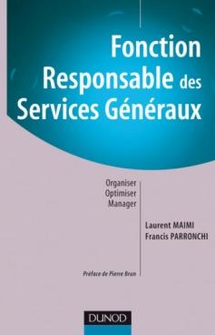 Fonction : Responsable des services généraux
