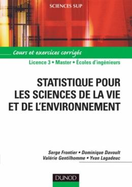 Statistique pour les sciences de la vie et de l'environnement