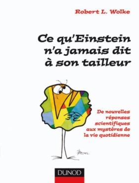 Ce qu'Einstein n'a jamais dit à son tailleur