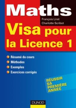 Maths - Visa pour la Licence 1