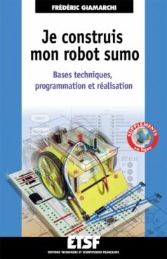 Je construis mon robot sumo
