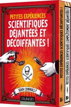 Petites expériences scientifiques déjantées et décoiffantes!