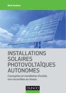 Installations solaires photovoltaïques autonomes