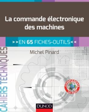 La commande électronique des machines