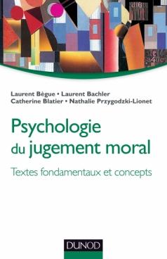 Psychologie du jugement moral