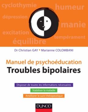 Manuel de psychoéducation - Troubles bipolaires