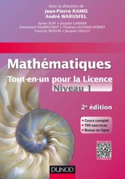 Mathématiques Tout-en-un pour la Licence 1
