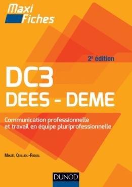 DC3 Communication professionnelle et travail en équipe pluriprofessionnelle