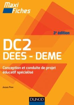 DC2 Conception et conduite de projet éducatif spécialisé