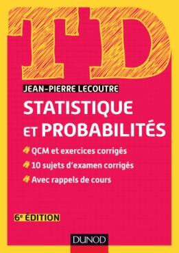 TD Statistique et probabilités