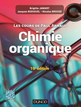 Les cours de Paul Arnaud - Cours de Chimie organique (+ site compagnon)