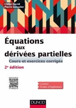 Equations aux dérivées partielles