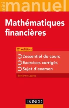 Mini manuel - Mathématiques financières