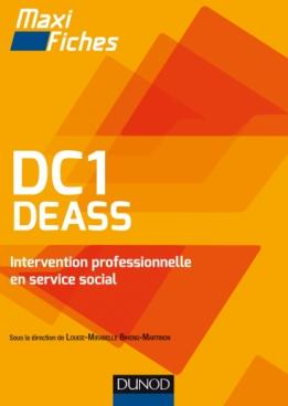 DC1 DEASS Intervention professionnelle en service social