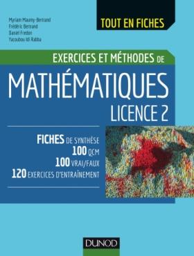 Mathématiques Licence 2