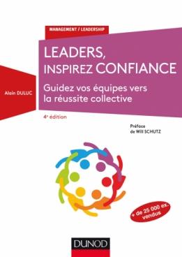 Leaders, inspirez confiance