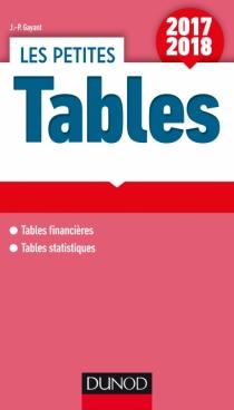 Les petites Tables 2017-2018