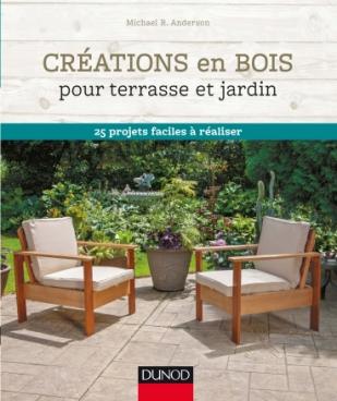Créations en bois pour terrasse et jardin