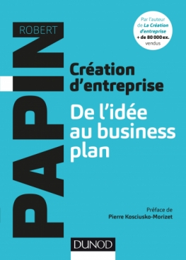 Création d'entreprise : De l'idée au business plan