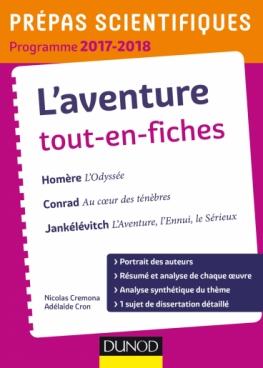 L'Aventure - Prépas scientifiques 2017-2018 Tout-en-fiches