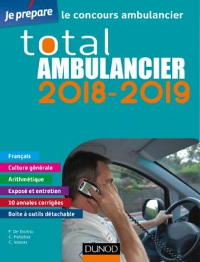 TOTAL Ambulancier 2018-2019 - le concours ambulancier