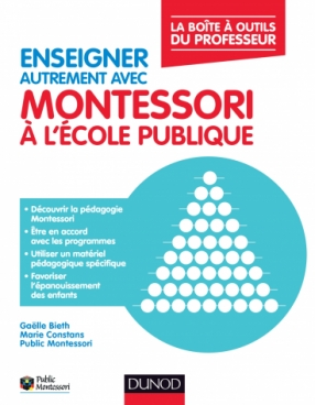 Enseigner autrement avec Montessori à l'école publique