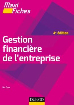 Maxi fiches - Gestion financière de l'entreprise