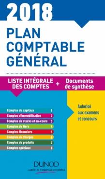 Plan comptable général 2018