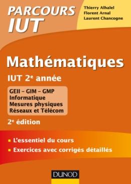 Mathématiques IUT 2e année
