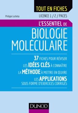 Biologie moléculaire - Licence 1 / 2 / PACES