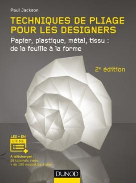 Techniques de pliage pour les designers